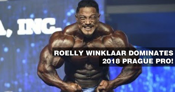 roelly wionklaar dominates prague18
