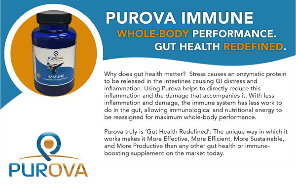 THE WORLD'S FIRST PROTEIN ANTIBODY GUT HEALTH SUPPLEMENT