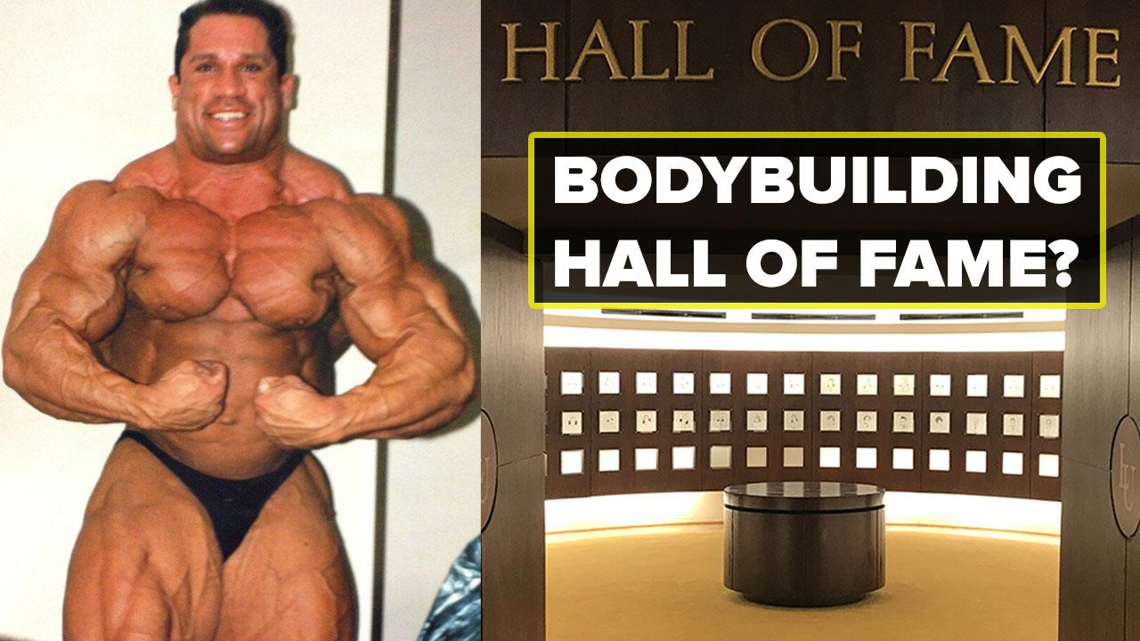 bodybuilding hall of fame