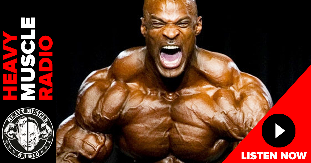 ronnie coleman greatest bodybuilder