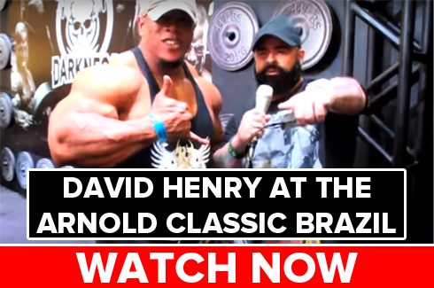 david henry interview arnold classic brazil 2017