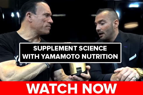 yamamoto nutrition interview rxmuscle