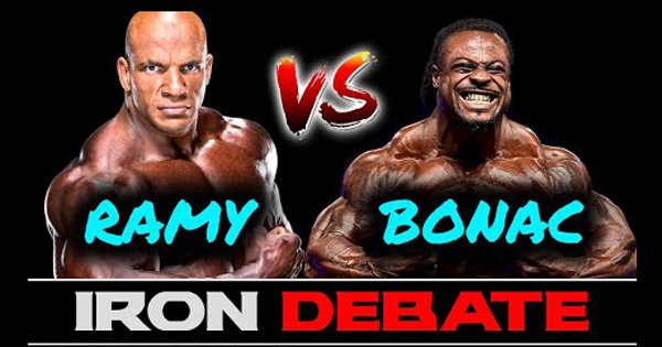 Watch Iron Debate on RxMuscle.com