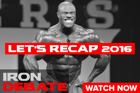 iron debate 2016 year end