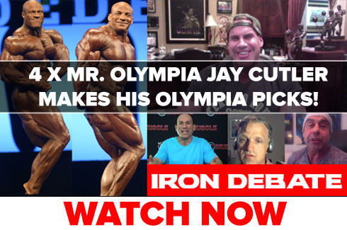jay cutler olympia predictions 2017
