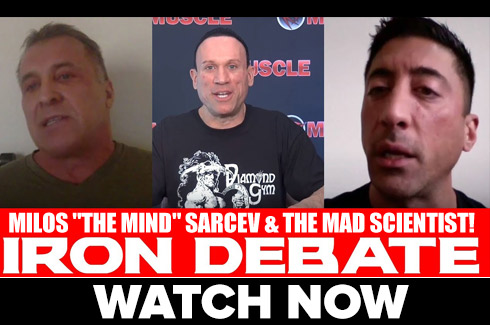 milos mad scientist iron debate