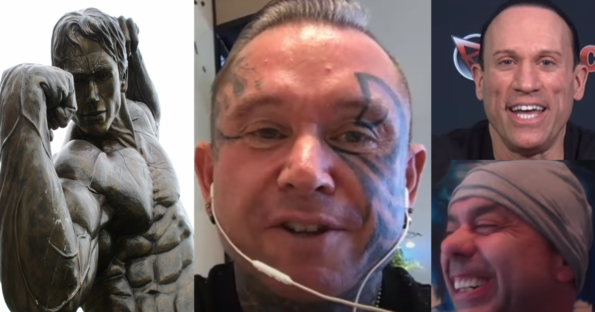 lee priest favorite arnold classic moments