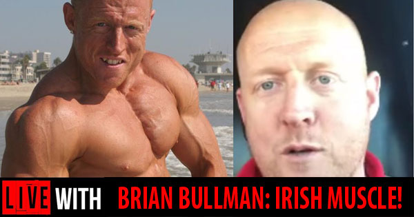 brian irish muscle
