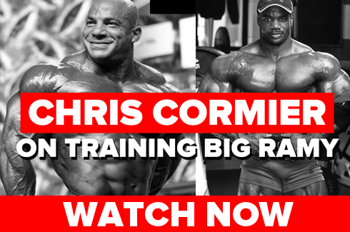 chris cormier interview big ramy