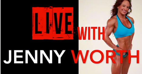 jenny worth live with