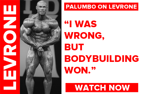 kevin levrone analysis olympia 2016 dave palumbo