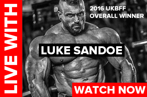luke sandoe interview rxmuscle