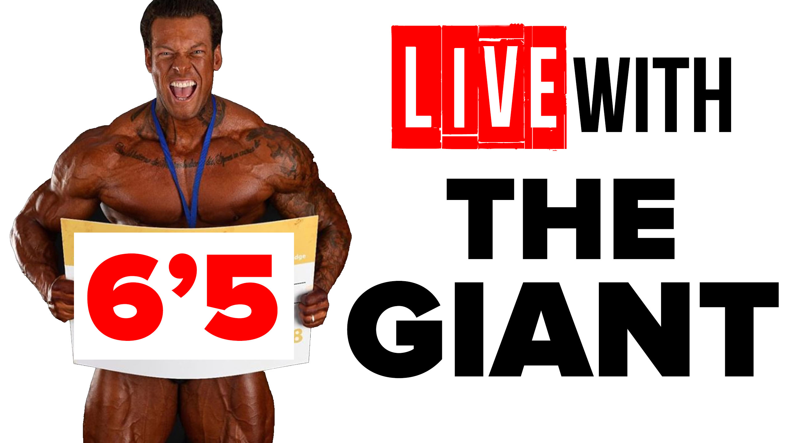 the giant live with