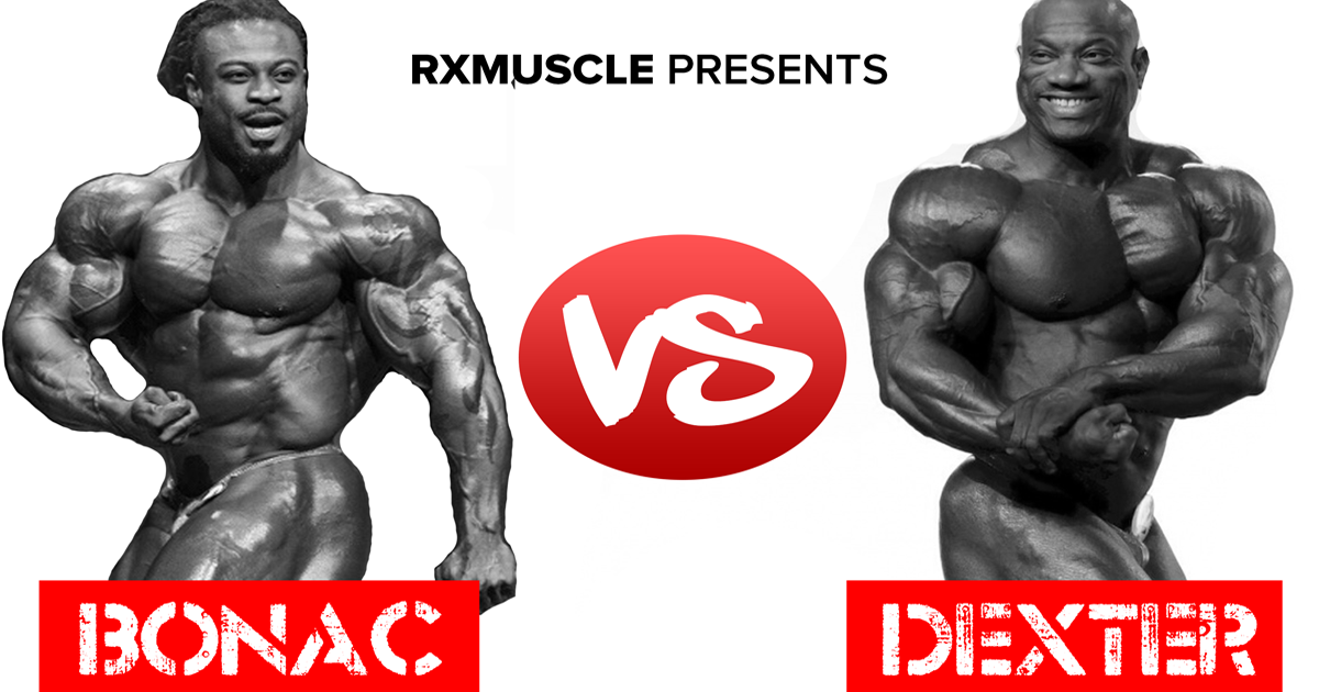 william bonac vs dexter jackson