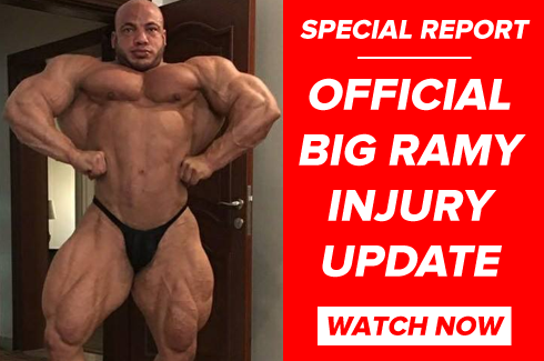big ramy injury report