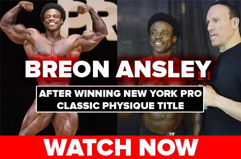 breon ansley interview new york pro
