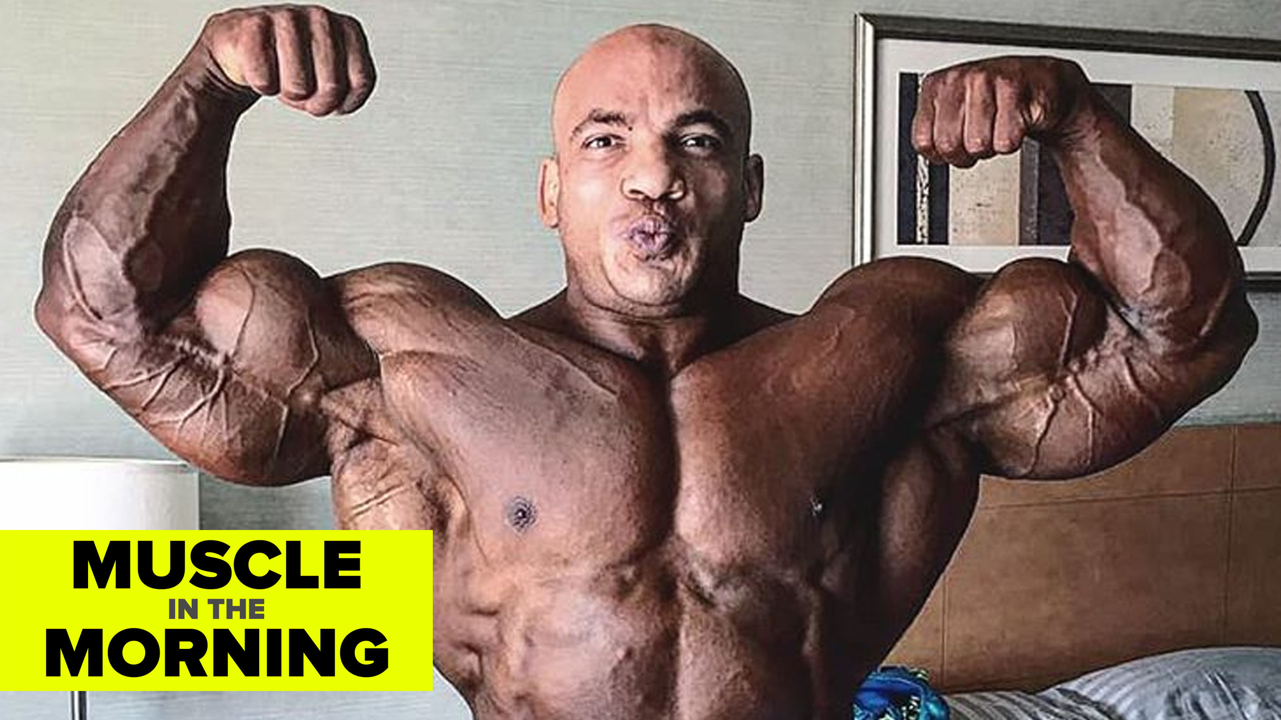 big ramy back on track