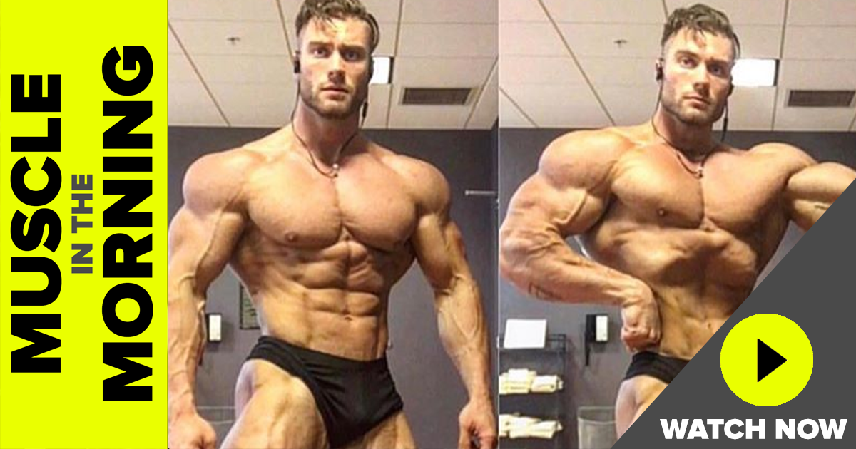 chris bumstead 255