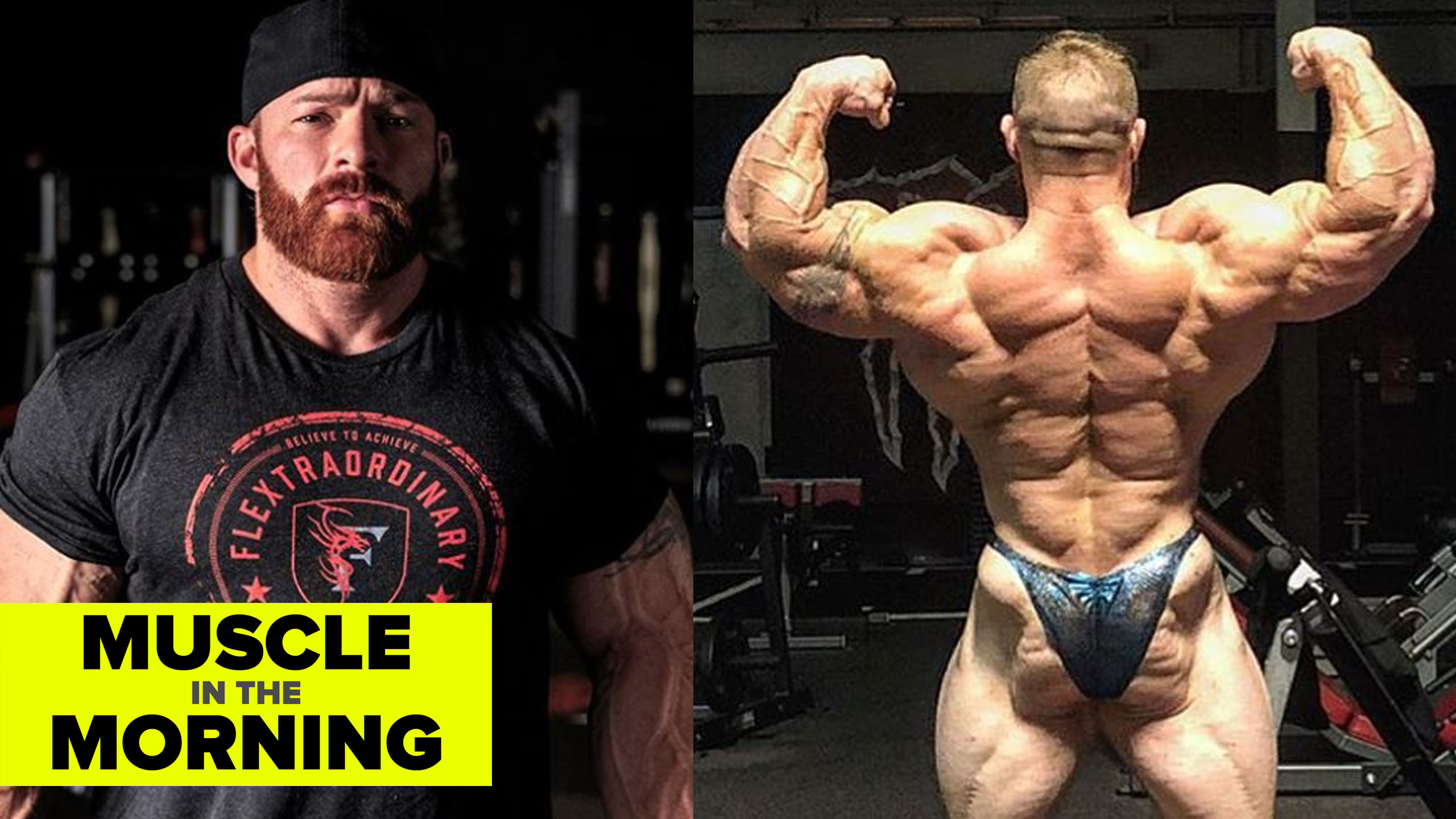 flex lewis training 2018 olympia