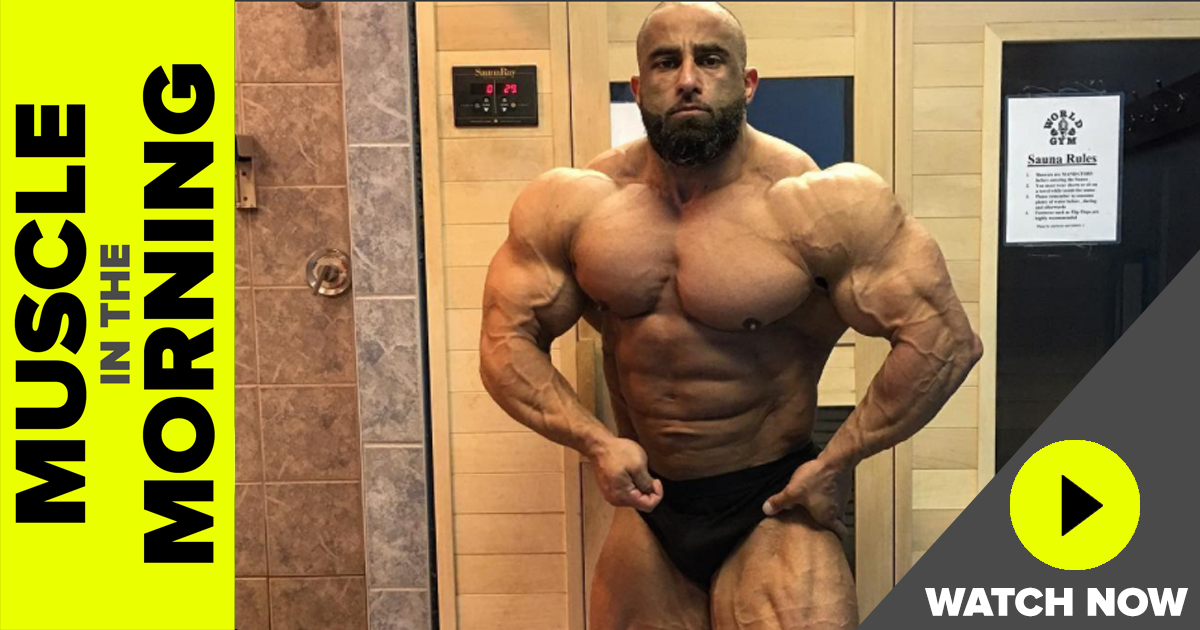 fouad abiad muscle in the morning