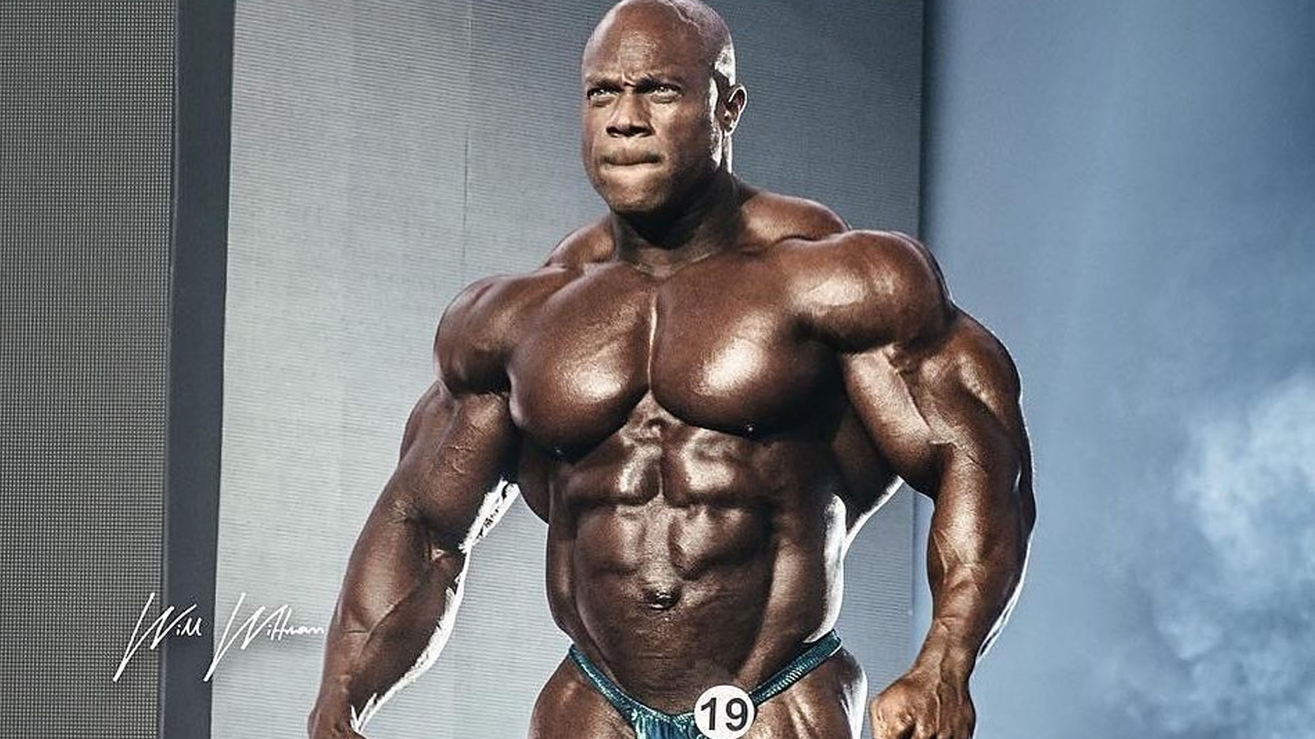 phil heath the latest