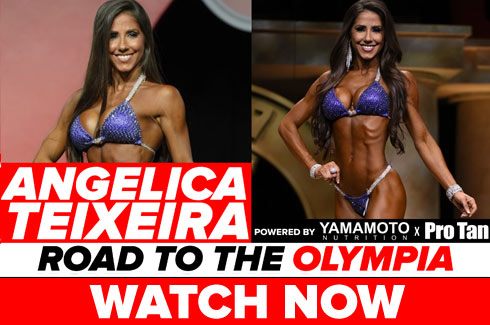 angelica teixeira interview pre olympia 2017