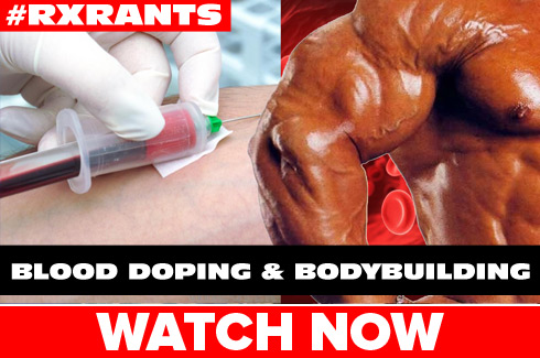 blood doping bodybuiding