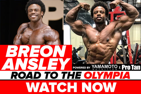 breon ansley before olympia 2017
