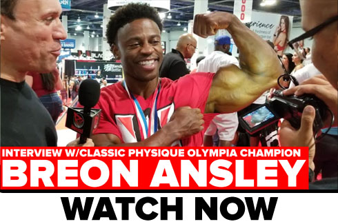 breon ansley olympia classic physique 2017