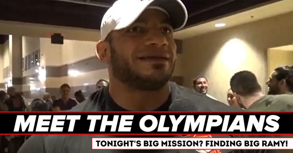 finding big ramy
