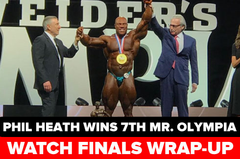 phil heath seven mr olympia