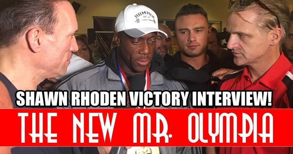 shawn rhoden interview