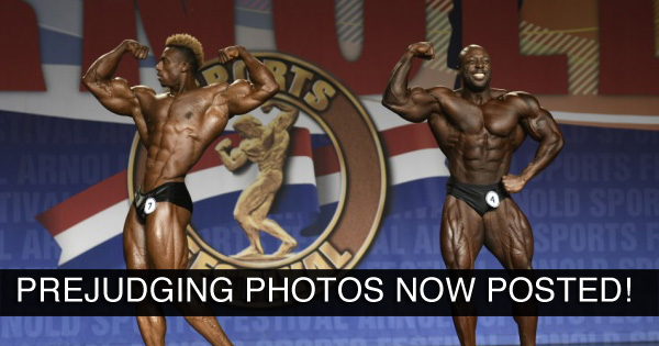 arnold19 pre photos posted