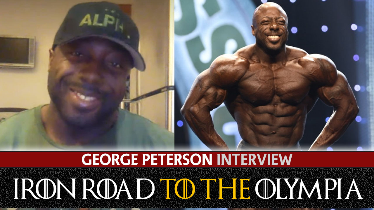 george peterson interview road olympia