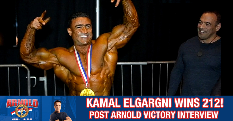 kamal elgargni winner interview