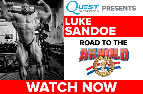 luke sandoe arnold classic interview 2017
