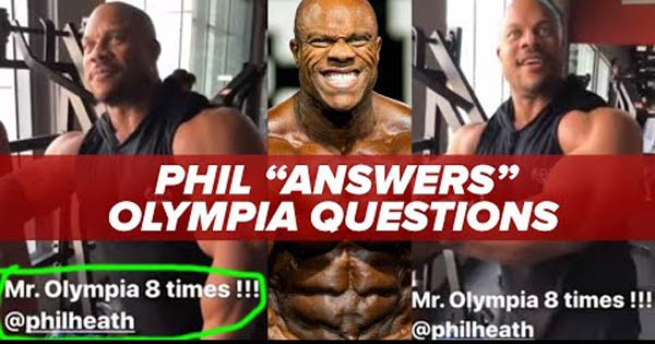 phil heath olympia return