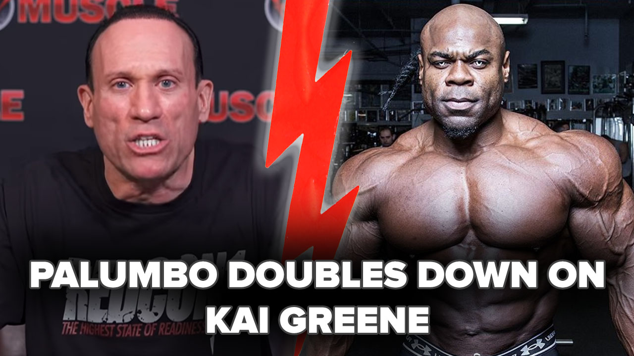 kai greene special invite