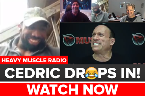 cedric mcmillan interview heavy muscle radio