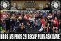 Heavy Muscle Radio (1/30/17) Bros vs Pros Recap Plus ASK DAVE RETURNS!
