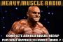 Heavy Muscle Radio (4/24/17) 2017 ARNOLD BRAZIL RECAP !