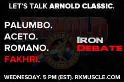 Kai Greene Mentally Ready? IRON DEBATE with Fakhri Mubarek