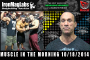 Muscle in the Morning: October, 20, 2014