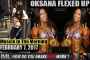 OKSANA FLEXED UP! - Muscle In The Morning February 8, 2017