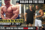 ALEXIS ROLON ON THE RISE! - Muscle In The Morning February 21, 2017