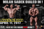 MILAN SADEK DIALED IN! - Muscle In The Morning April 11, 2017