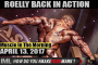ROELLY BACK IN ACTION! - Muscle In The Morning April 13, 2017