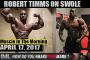 ROBERT TIMMS ON SWOLE! - Muscle In The Morning April 17, 2017