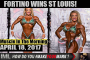 FORTINO WINS ST.LOUIS!! - Muscle In The Morning April 18, 2017