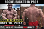 ROCKEL BACK TO NY PRO! - Muscle In The Morning May 10, 2017
